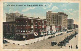 Antique Postcards | Macon, GA