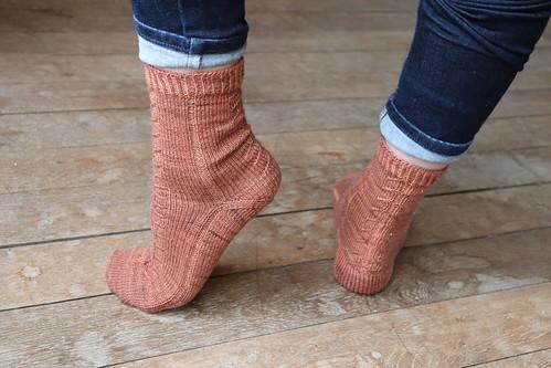 Les chaussettes Suis ton propre chemin