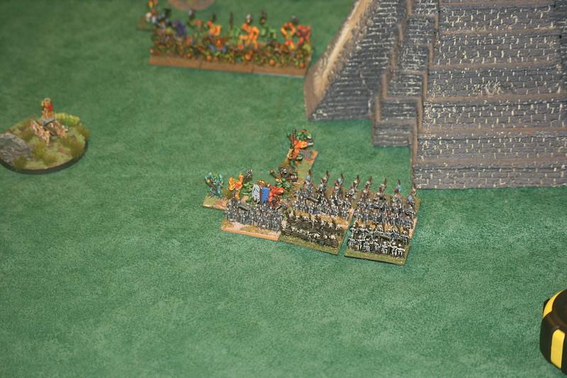 [4000 - Orcs+HL vs Khemri] La bataille des pyramides noires 46466200285_12f803b812_c