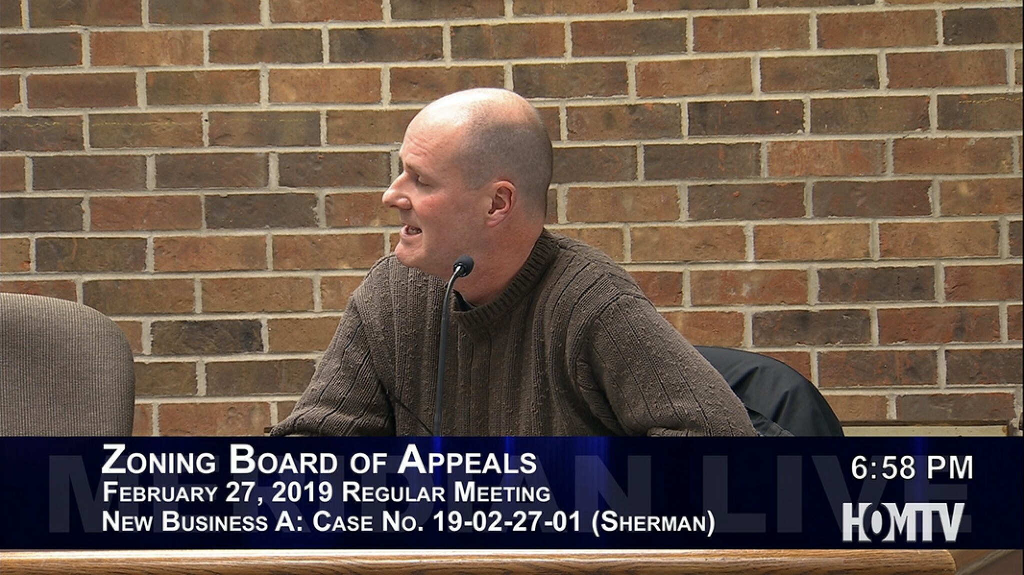 Zoning Board of Appeals Denies Variance Request at Feb. 27 Meeting