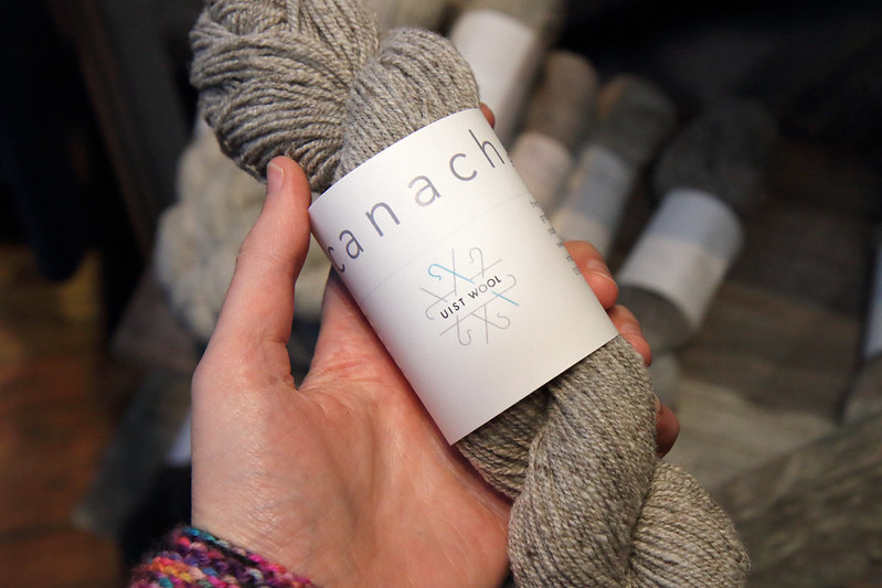 Uist Wool at EYF 2019