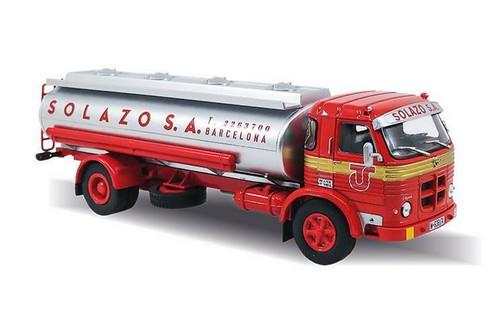 Pegaso 1065 cisterna Solazo SA