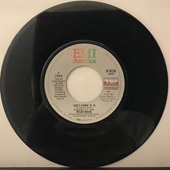MELBA MOORE:LOVE'S COMIN' AT YA(RECORD SIDE-A)