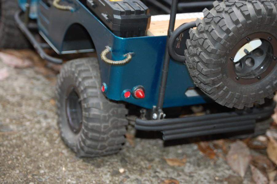 Building an RC sixth scale Jeep 46679390371_a971688b1e_o