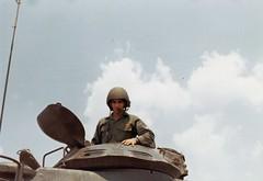 023_23 M60A1 Patton Tank 'Aggravated' 8/1967