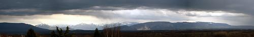 Chaîne des Alpes, Chablais & Mont Salève - 2019