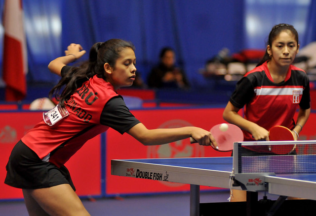 Day 5 - 2019 ITTF Chile Junior & Cadet Open