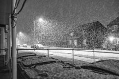 Drapers snow