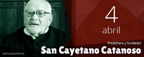 San Cayetano Catanoso