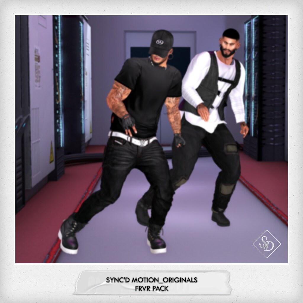 Sync'D Motion__Originals - Frvr Pack