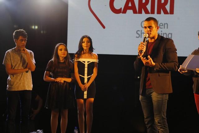 Isis Raylanne é a vencedora do 1º Festival de Talentos Cariri para o Mundo