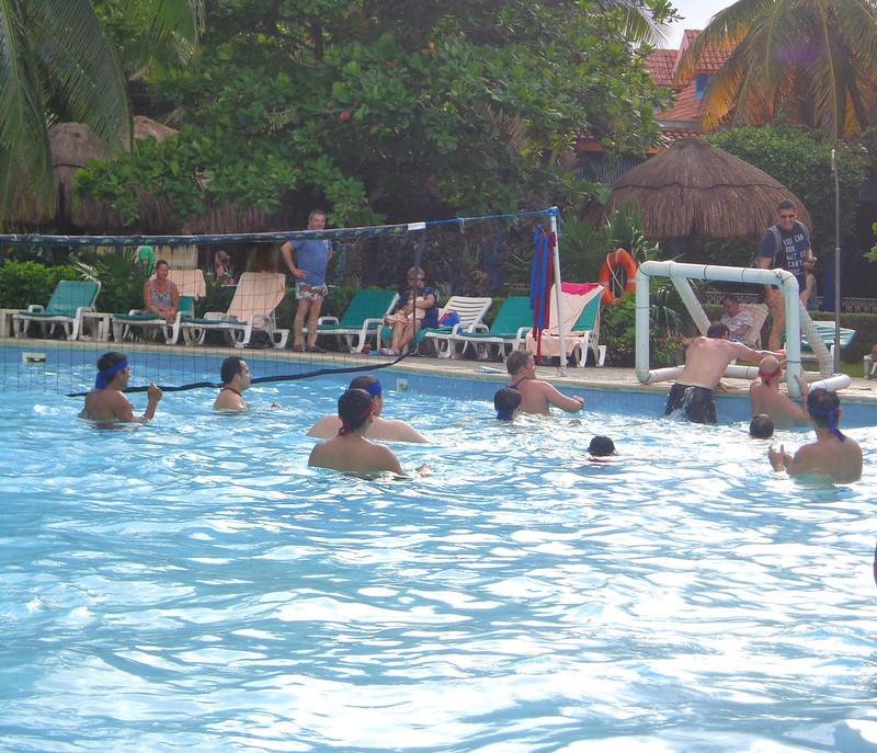 Riu playacar piscina
