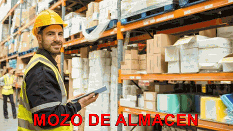 MOZO ALMACEN