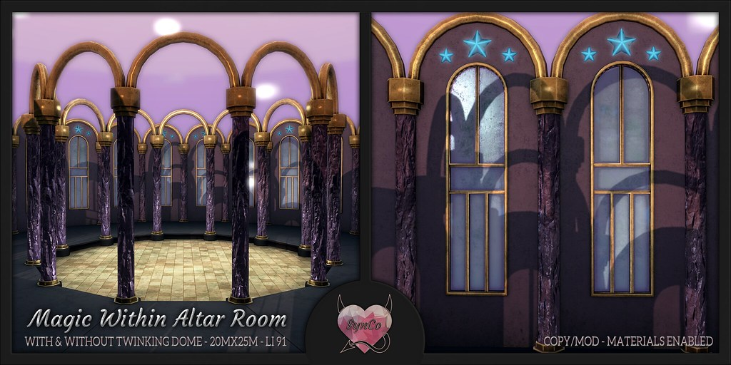 SynCo – Magic Within Altar Room