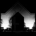 White Church At Night by that_damn_duck