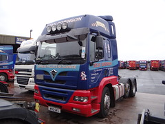 Beaker63 posted a photo:	M 90 SRS (55)  -  Foden Alpha 3000 420 6x2 (XL)