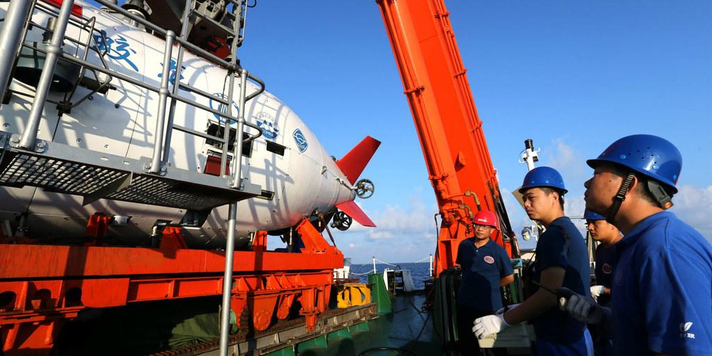 海底採礦:中國準備好了嗎?