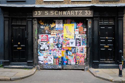 33A Fournier Street