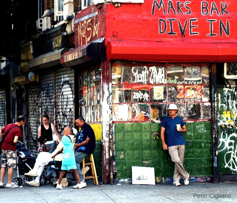 Mars Bar NYC - 26 E. 1St., Dive Bar