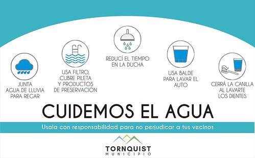 cuidado agua