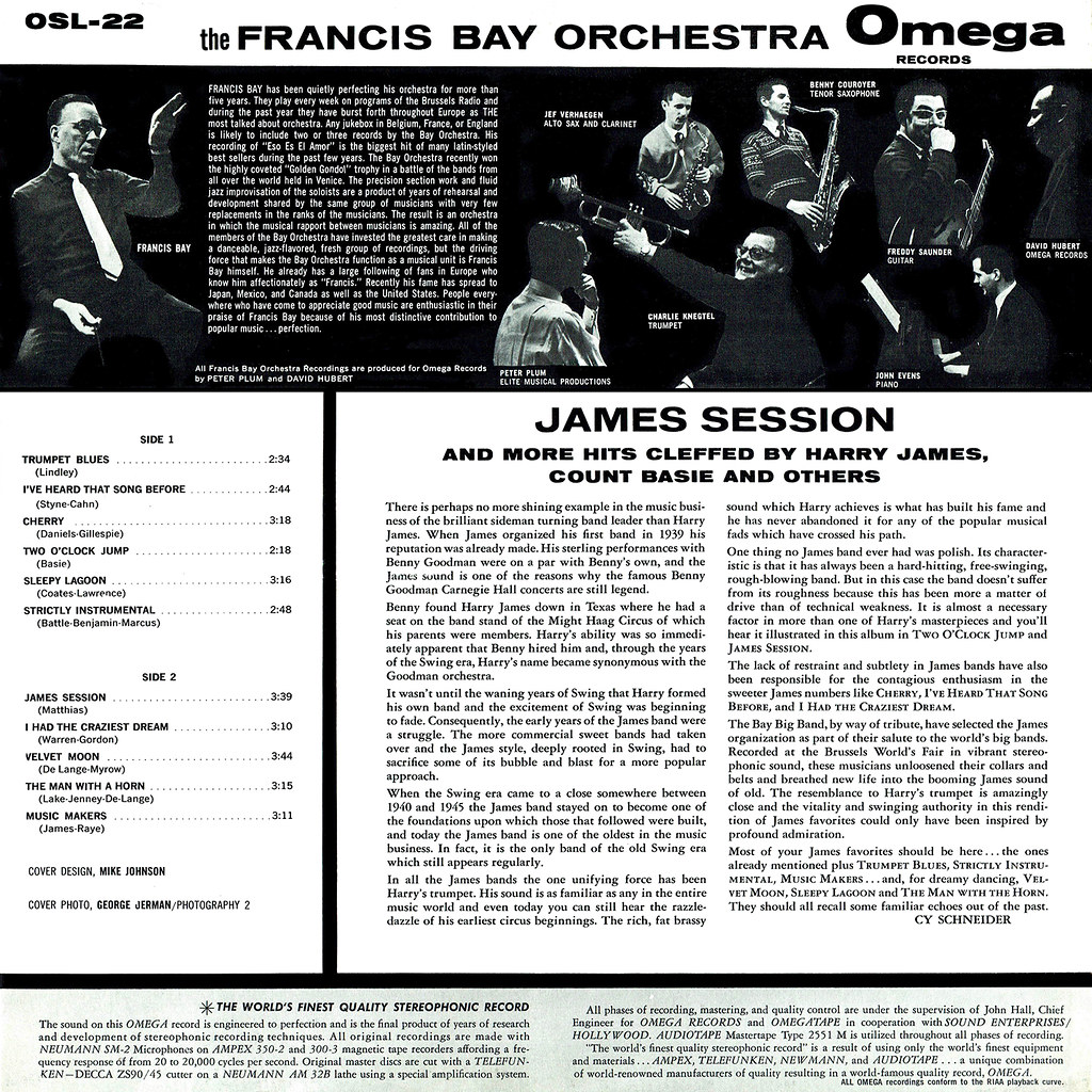Francis Bay - Swingin' Sweet Trumpet