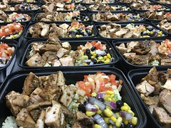 FitEx Meals Chipotle Chicken Bowl Meal Prep