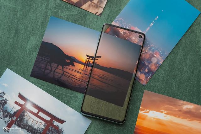 攝影師拍照手機筆記:Samsung S10 | 01