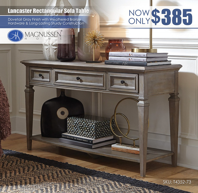 Lancaster Sofa Table_T4352-73