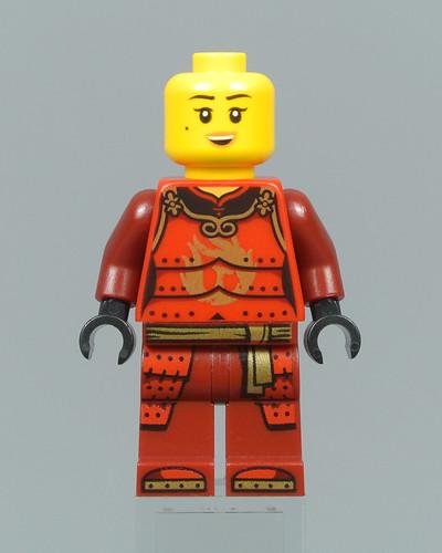 70665 The Samurai Mech