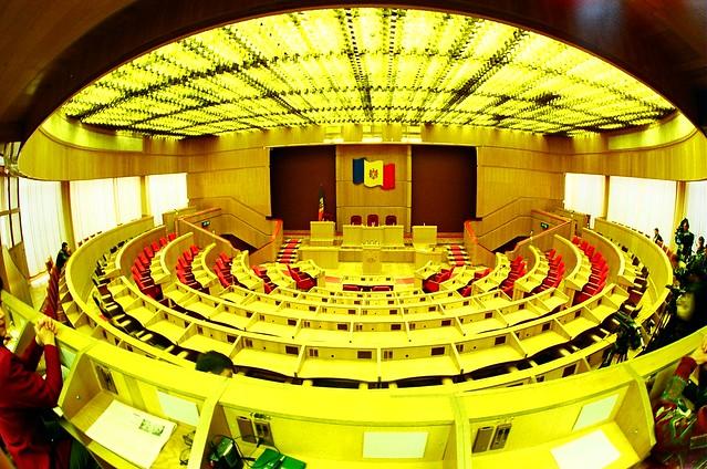 16.01.2018 Imagini din istoria Parlamentului 1990 - 2011