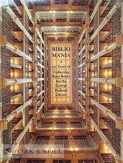 Bibliomania George Peabody Library book cover