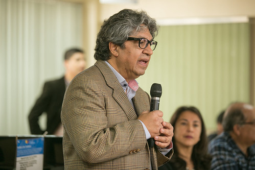Reunión de Distrito Educativo en Tulcán