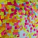 Mega Post-it Wall