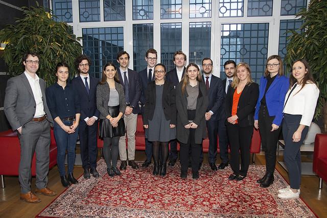Transatlantic Affairs Seminar at the U.S. Mission to the EU.27 February 2019