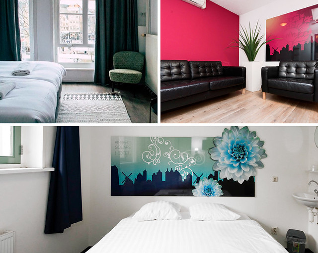 Rembrandt Square Hotel de las mejores zonas donde alojarse en Amsterdam