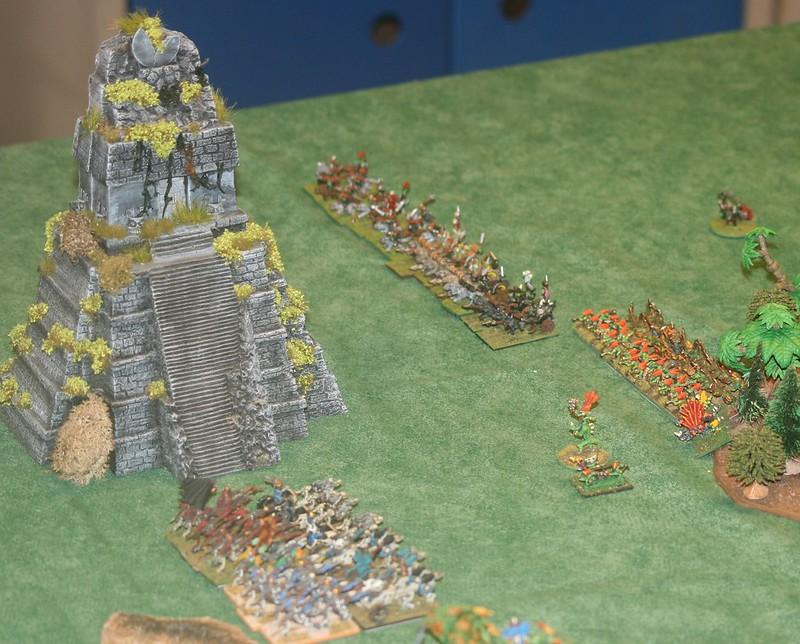 [4000 - Orcs+HL vs Khemri] La bataille des pyramides noires 33505083548_1d6b69d47b_c