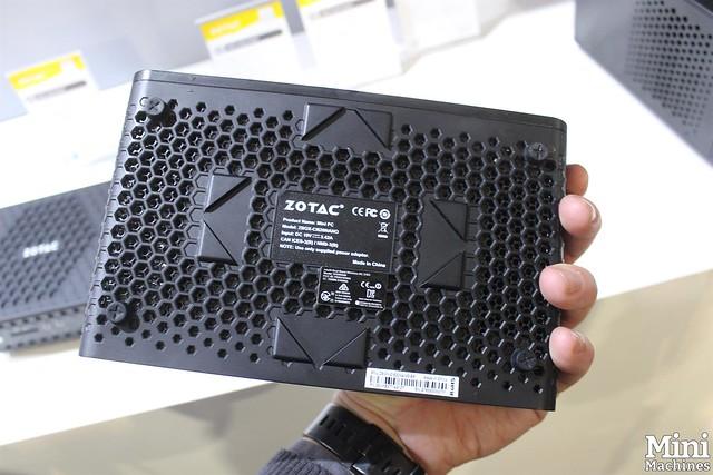 ZOTAC ZBOX-CI660 NANO