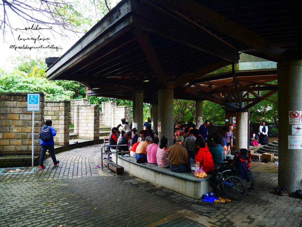 台北陽明山一日遊景點推薦硫磺谷龍鳳谷公園免費泡湯溫泉泡腳池 (7)