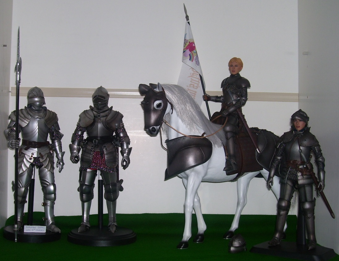 COOMODEL 1/6 Empire Series - (New Lightweight Metal) Milanese Knight 40044993993_a901d5fb3c_o