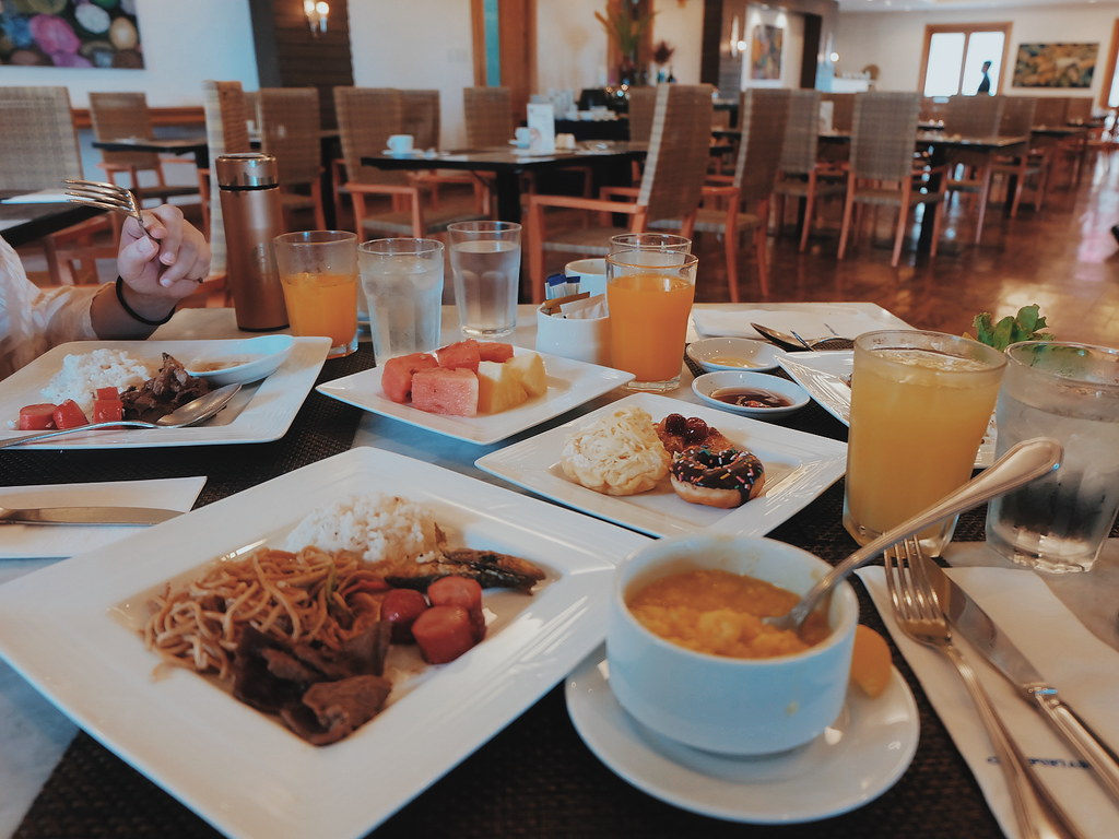 Club Punta Fuego Breakfast Restaurant