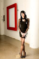 Mesh Dress 5
