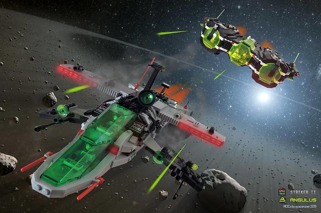 SP2 Striker vs BT2 Angulus