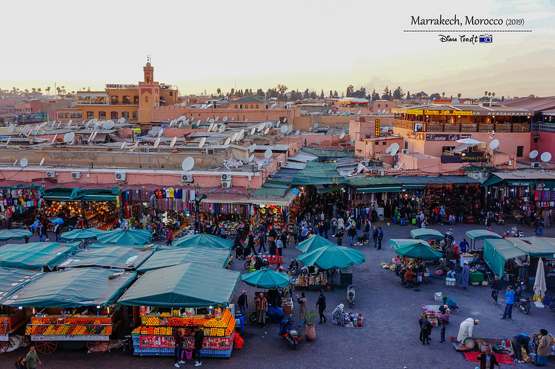 Morocco Marrakech City 03