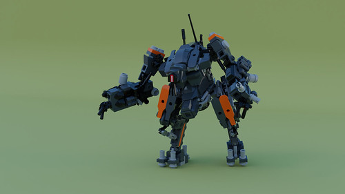 Prawn Mech (District 9)