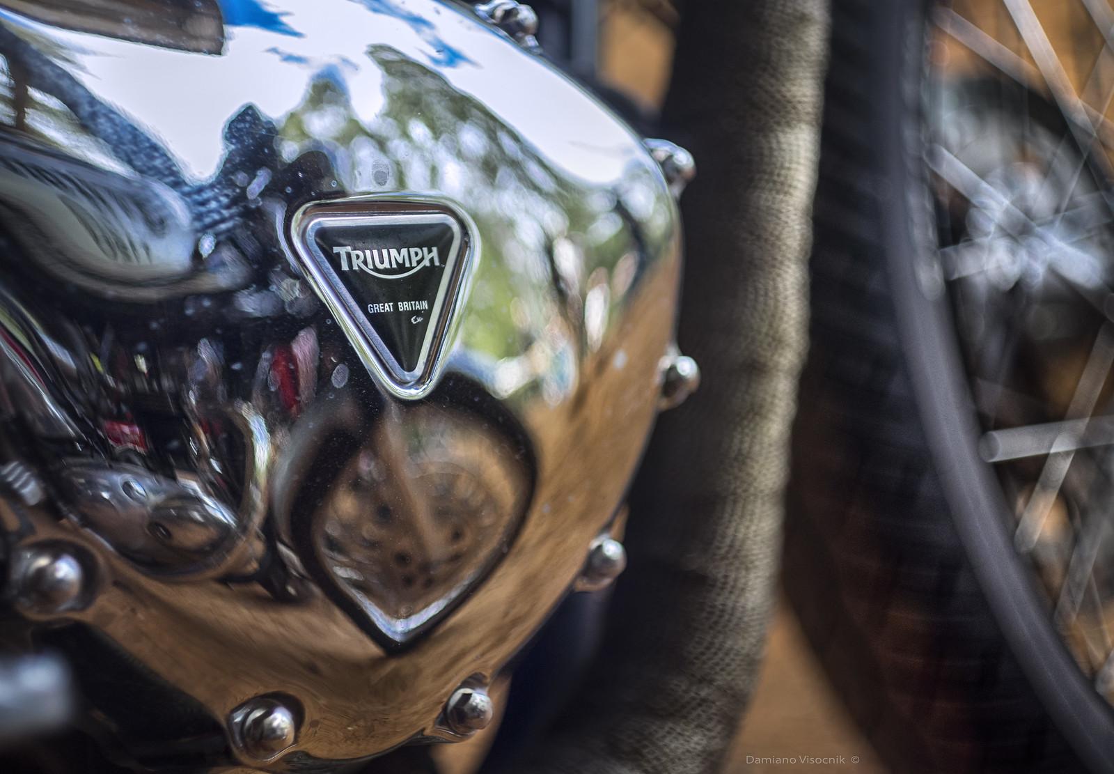 chrome Triumph