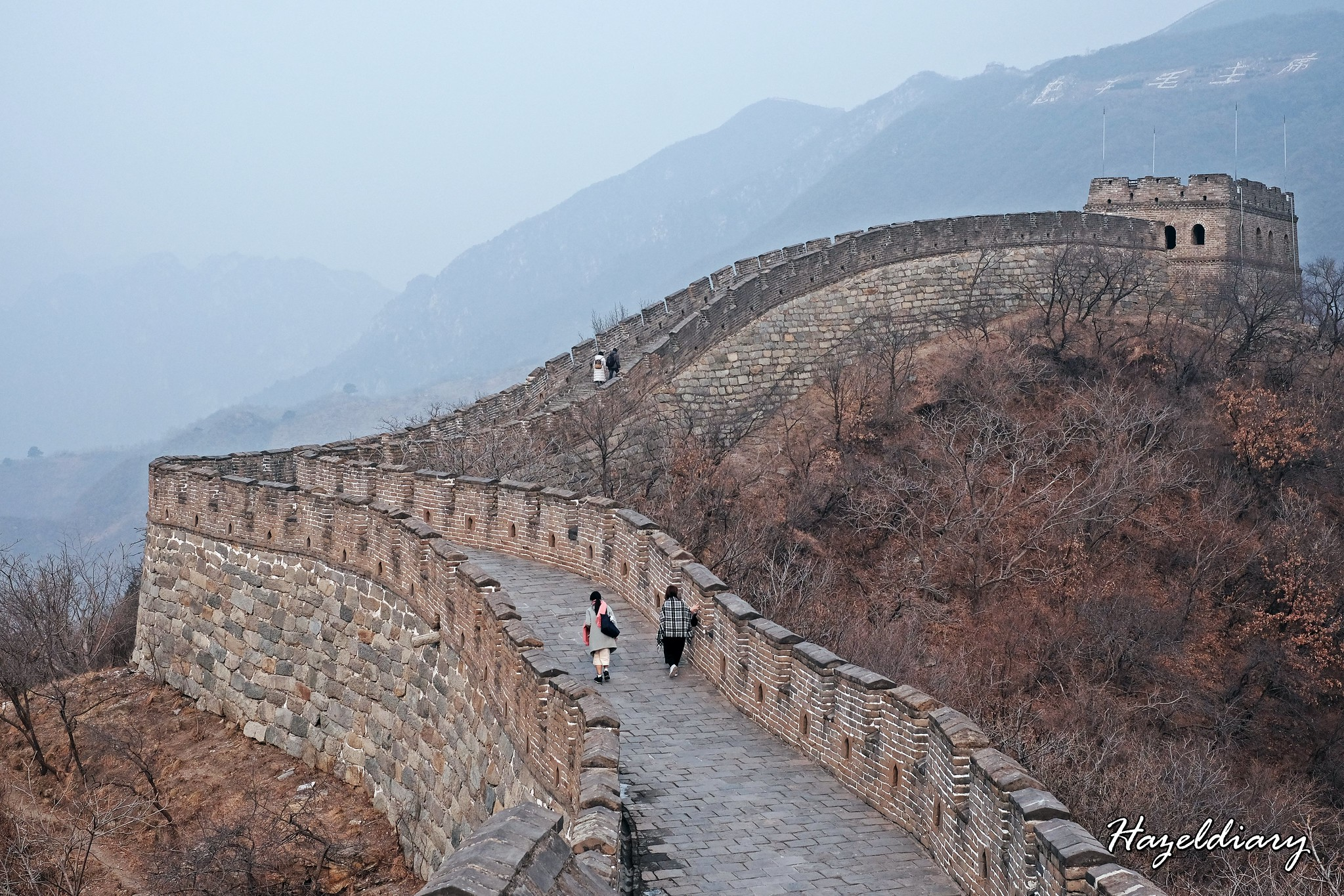 The great wall of china mutianyu section-1