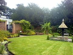 University Of Nottingham - Walled Garden