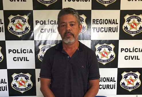 Fernando Ferreira Rosa Filho, preso nesta terça (26) - Créditos: Divulgação / Twitter Helder Barbalho