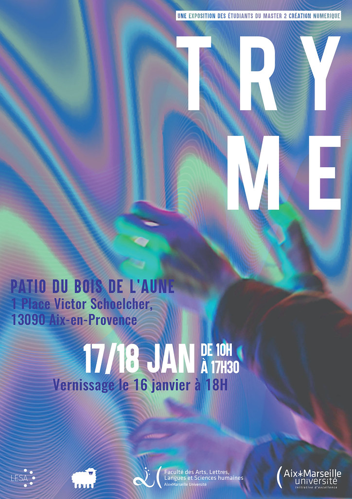 TRY ME - Exposition 2019