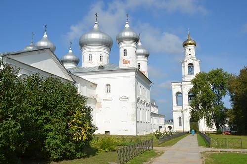 Monastère Saint-Georges de Iouriev